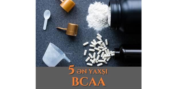 5 ən yaxşı BCAA