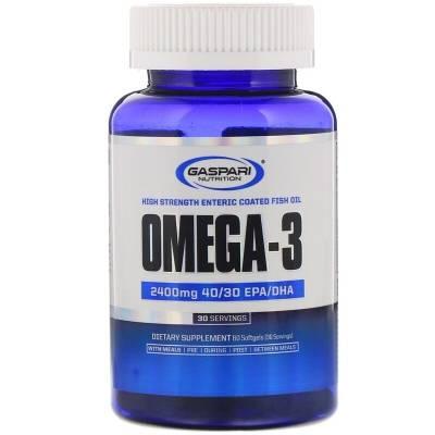 Gaspari Omega-3 (60 caps)