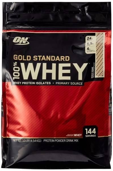 ON Whey Gold Standart (4.5 kg)