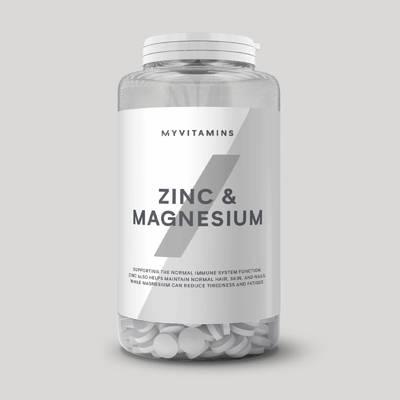 Zinc & Magnesium (90 caps)