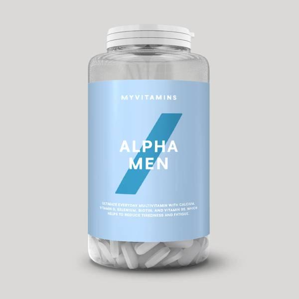 ALPHA MEN > Sport Supplements > Vitamins and minerals > Myprotein