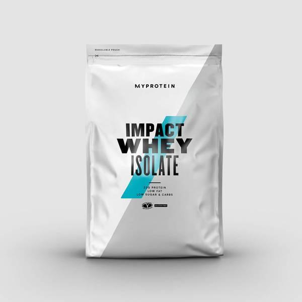 Impact Whey Isolate (2.5 kg)