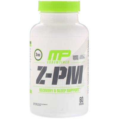 MusclePharm Z-PM (60 caps)