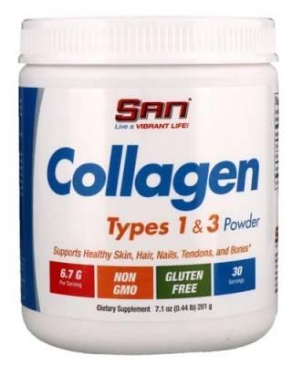 SAN Collagen types 1 & 3 (201 gr)