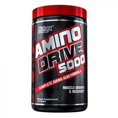 Nutrex Amino Drive 5000 (320 tab) > Amin turşuları > Nutrex
