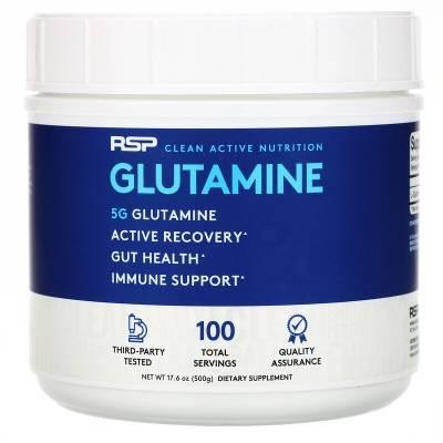 RSP Glutamine (500 gr)