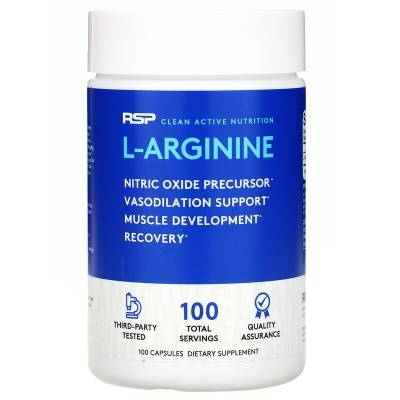 RSP L-Arginine (100 caps)