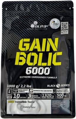 Olimp Gain Bolic 6000 (1 kg) > Gainer >