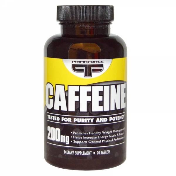 Primaforce Caffeine (90 tab)