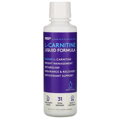 RSP L-Carnitine 3000 (473 ml)
