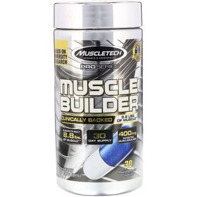Muscletech Muscle Builder (30 caps)