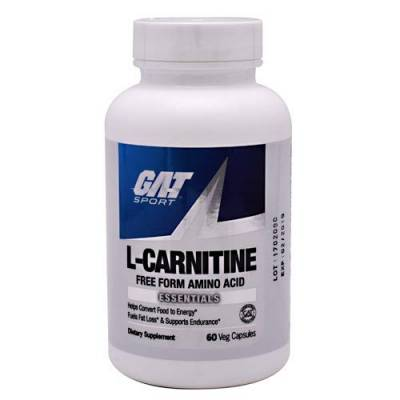 GAT L-Carnitine (60 caps)