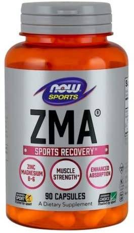Now ZMA (90 caps) > Sport Supplements > Vitamins and minerals >