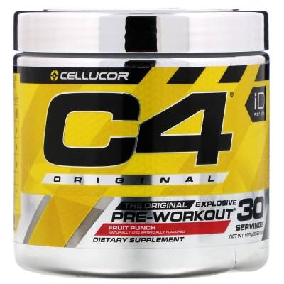 Cellucor C4 Original (195 gr)