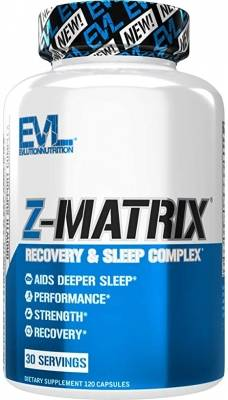 EVLution Nutrition Z-Matrix (120 caps)