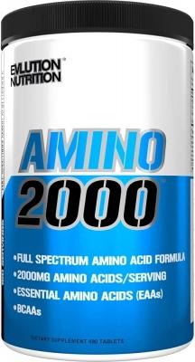 EVL Amino 2000 (480 tab) > Amin turşuları >