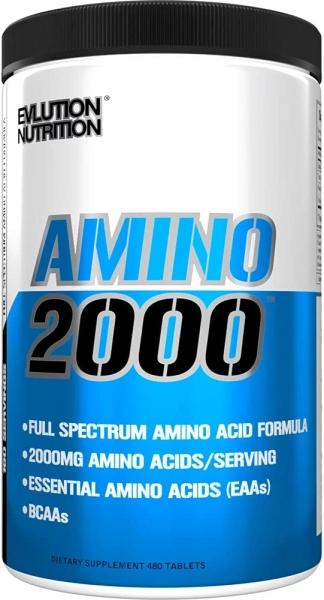 EVL Amino 2000 (480 tab) > İdman qidaları > Amin turşuları >