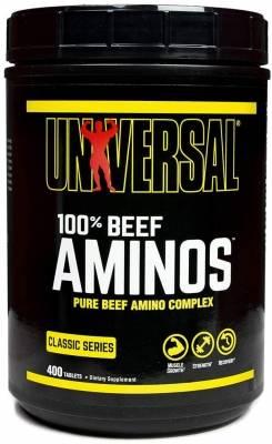 Universal 100% Beef Aminos (400 tab)
