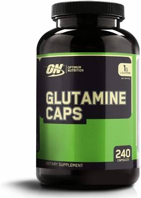 Optimum Glutamine Caps (240 caps)