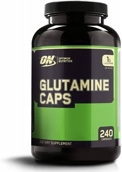 Optimum Glutamine Caps (240 caps)