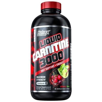 Nutrex Liquid L-Carnitine 3000 (473 ml)