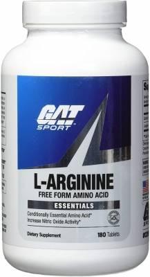 GAT L-Arginine (180 tab)