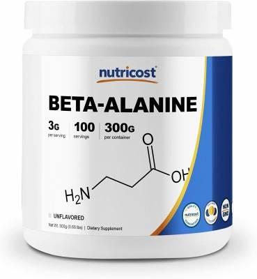 Nutricost Beta-Alanine (300 gr)