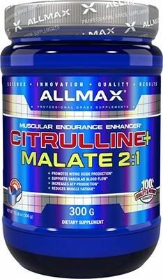Allmax Citrulline Malate 2:1 (300gr)