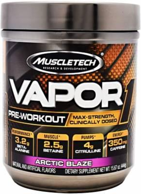 MuscleTech Vapor Pre-Workout (444 gr)