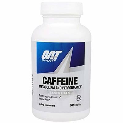 GAT Caffeine (100 tab)