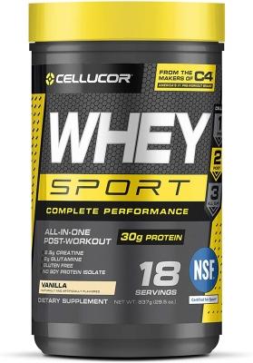Cellucor Whey Sport (837 gr) > Protein >
