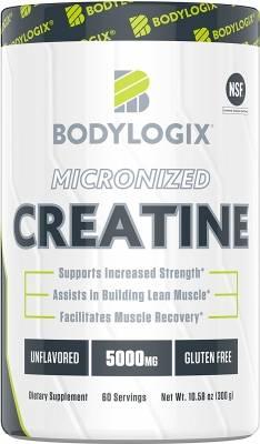 Bodylogix Creatine Micronized (300 gr)