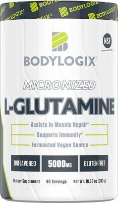 Bodylogix L-Glutamine (300 gr)