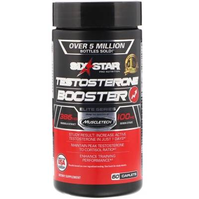 Six Star Pro Nutrition Testosterone Booster (60 tab)
