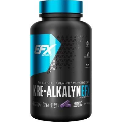 EFX Sports Kre-Alkalyn EFX (120 caps)