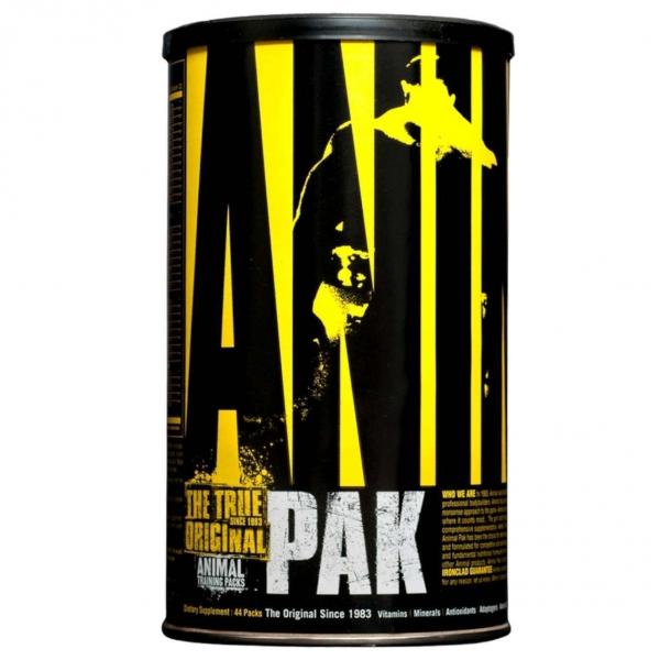 Animal Pak (44 packs) > Sport Supplements > Vitamins and minerals >