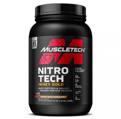 MuscleTech Nitro-Tech 100% Whey Gold (1 kg)