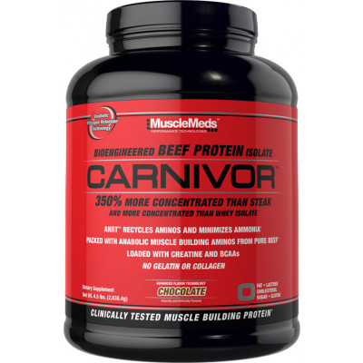 MuscleMeds Carnivor Beef Protein Isolate (2 kg)