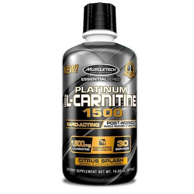 MuscleTech Platinum L-carnitine 1500mg
