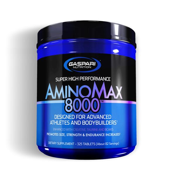 Gaspari AminoMax 8000 (325tab)