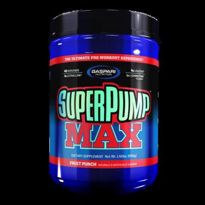 Gaspari SuperPump Max (40 serv)
