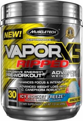MuscleTech Vapor X5 Ripped (206 gr)