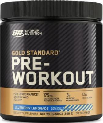 ON Gold Standard Pre-Workout (300gr)