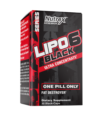 Lipo 6 Black Ultra Concentrate (30caps)