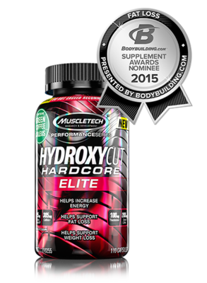 MuscleTech Hydroxycut Elite (110 caps)
