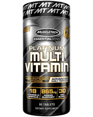 Platinum Multi Vitamin (90 tab)