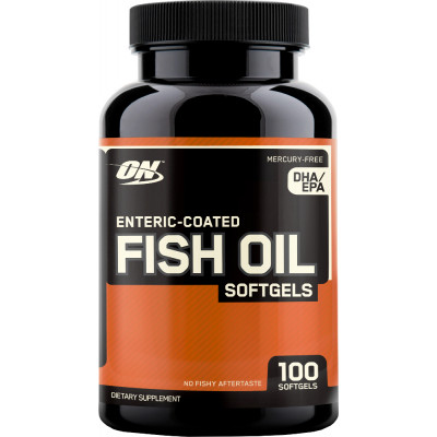 Optimum Nutrition Fish Oil (100 Softgels)