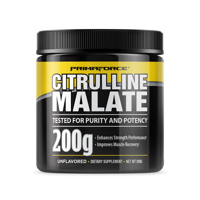 Primaforce Citrulline Malate (200gr)