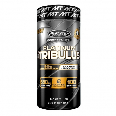 MuscleTech Platinum Tribulus (100 caps)