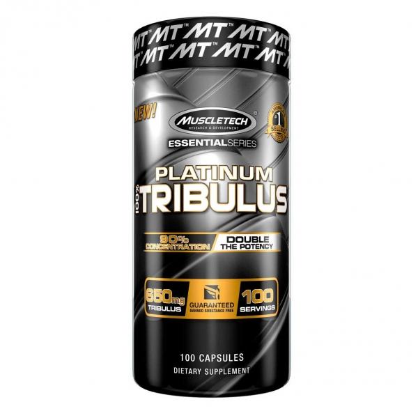 MuscleTech Platinum Tribulus (100 caps)